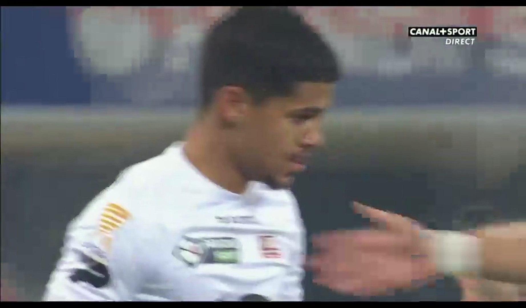 Ludovic Blas Goal HD - Lyon 0-1 Guingamp - 14.12.2016
