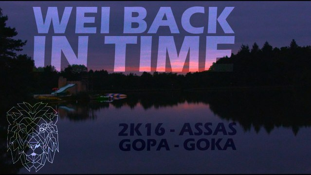 Aftermovie ASSAS WEI BACK IN TIME 2K16