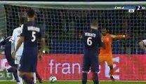Lucas Moura SUPER Penalty Goal HD - Paris Saint-Germain 1-0 Lille - Premier League - 14.12.2016