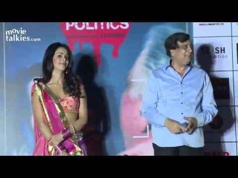 Dirty Politics – Movie 2015 Promotions   Malika Sherawat, Om Puri   Promotions