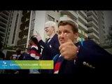 Team USA going to Opening Ceremonies - Tatyana McFadden