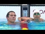 Swimming | Men's 100m Breaststroke SB9 heat 2 | Rio 2016 Paralympic Games