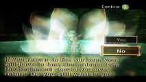 Link e a Fada Farore - The Legend of Zelda Twilight Princess