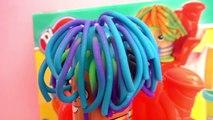 Play Doh coiffures rigolottes avec Oskar de la poubelle Démo  Sesame Street   Joue avec moi