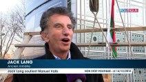 Jack Lang dit tout le bien qu' pense de Manuel Valls (EXCLU)