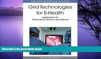 Buy Ekaterina Kldiashvili Grid Technologies for E-Health: Applications for Telemedicine Services