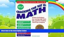 Buy John Katzman Cracking the SAT II: Math Subject Tests, 1998 ED (Cracking the Sat Math Subject
