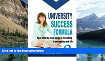 Read Online Dr. Jasmine Filion University Success Formula: Your Step-by-Step Guide to Excelling in