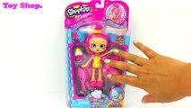 Shopkins Shoppies Chef Club Bubbleisha Doll | Shopkins Season 6 Doll #Shopkins