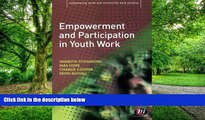 Audiobook Empowerment and Participation in Youth Work (Empowering Youth and Community Work