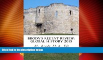 Price Brodys Regent Review: Global History 2015: Global regents review in less than 100 pages