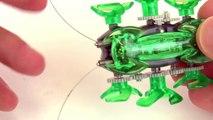 17 NL SPI 200616 4707 HEX BUG ANT Deutsch Grüne Roboter Ameise Die schnellste Ameise Deutschland