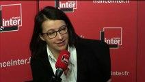 Cécile Duflot répond aux questions de Léa Salamé