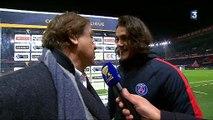 Daniel Lauclair, journaliste sportif fond en larmes pour ses adieux à France Télévisions - Regardez