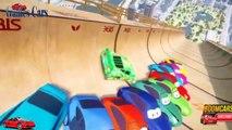 Black Spiderman rides Black Sally Porsche from Disney #Cars, Custom McQueen pain