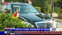 Indonesia-Iran Sepakat Tingkatkan Kerjasama Migas dan Nilai Perdagangan