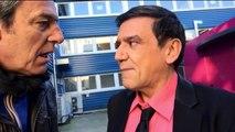 """Jean-Luc Reichmann réalise un sketch humoristique avec des invités pour annoncer la nouvelle saison de """"Léo Mattéï"""""""