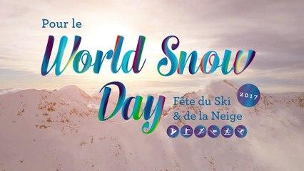 World Snow Day - Fête du Ski et de la Neige