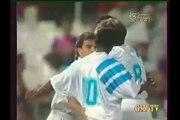 30.09.1992 - 1992-1993 UEFA Champions League 1st Round 2nd Leg Olympique Marsilya 3-0 Glentoran FC