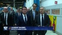 """Suppression du 49.3: Baumel juge """"culottée"""" la proposition de Valls"""
