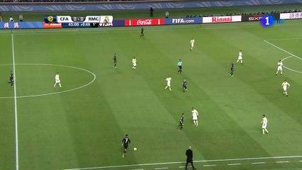 Benzema Goal HD Club America 0-1 Real Madrid  15.12.2016