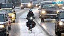 Rare Snow Storm Shuts Down Portland