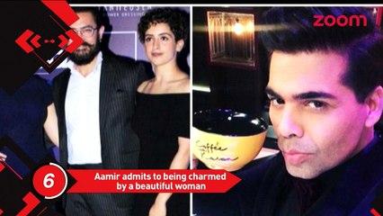 Aamir Khan Gets Candid On Koffee With Karan, Shahid Talks About Mira Rajput's Social Popularity