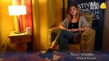 Talent - Interview d'Alison Wheeler