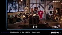 Football Leaks: Eric Cantona pousse un olent coup de gueule après la polémique (déo)