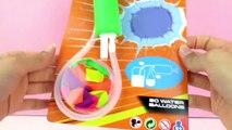 Bombes à eau Easy Filler Pompe pour bombes à eau   Super simple et cool à emporter