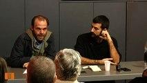 Jordi Borràs presenta els seus  dos últims llibres a l'Espai VilaWeb