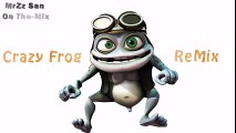 Crazy Frog New Melody Funky Mix   | the Best Crazy Frog Remix