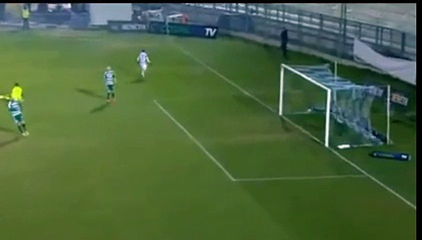 SIATRAVANIS SAVVAS  Goal   Smyrnis vs Panathinaikos  1-0  15-12-2016