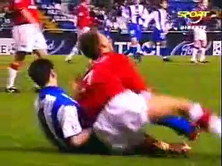 Top 10 Soccer Fights and Fouls