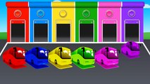 Colors For Children To Learn with Colors Bus Toys - Colours For Kids To Learn - Learning Videos