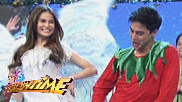 """It's Showtime: McLisse's """"Ang Kulit"""" performance"""