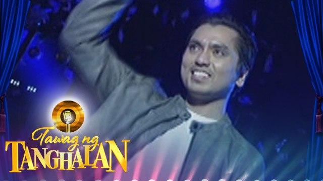 Tawag ng Tanghalan: Jex de Castro steals the golden microphone from Arah May Robosa