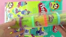 Play-Doh EISCREME SCHLOSS | Eis aus Knete selber machen | ICE CREAM CASTLE | Unboxing
