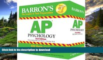Hardcover Barron s AP Psychology Flash Cards, 2nd Edition Kindle eBooks