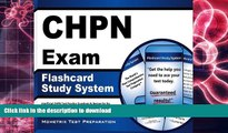 Pre Order CHPN Exam Flashcard Study System: Unofficial CHPN Test Practice Questions   Review for