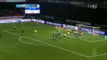 2-1 GOAL BY Pelle Clement - Cambuur vs. Ajax 15.12.2016 KNVB Beker