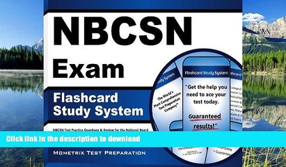 read nbcsn exam flashcard study system nbcsn test practice questions review for the national