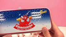 Bain magique Tinti Ciel magique – On se baigne avec Elsa et Anna dans un bain Tinti – Partie 2