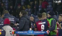 Genoa CFC 1-0 ACF Fiorentina - All Goals And Highlights Exclusive - (15/12/2016) / SERIE A