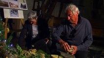 Alpes-de-Haute-Provence : Une crèche de Noël traditionnelle regroupant des santons âgés de 50 ans ce dimanche à Courbons