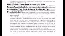 Download Talon (Talon Saga Series #1) ebook PDF