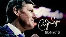 We are forever SagerStrong