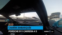 Caméra embarquée en Porsche 911 Carrera 4 S - Circuit Bugatti