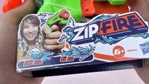 ZIPFIRE NERF Super Soaker Mini pistolet à eau - Peut-il tirer à 6 mètres de distance?