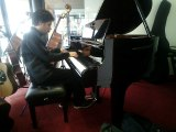 Raphael Rivoal Elton John sorry seems to be the hardest word Steinway and Sons